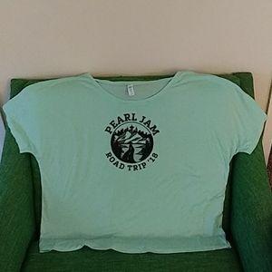 Pearl Jam Fan Club T-shirt